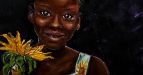 Latienda Series: Sunflower Angel